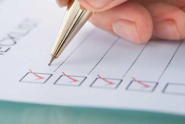 property checklist sydney australia